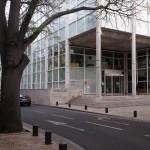 Carré d'Art, Nîmes. Cliché F. Pugnière