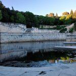 Bassin de la fontaine 2